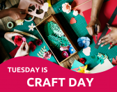 Age Concern Craft Day - every Tuesday