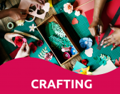 Crafting sessions - December