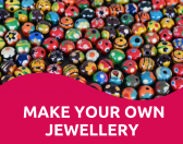 Jewellery Making - 5th & 12 Aug (FULLY BOOKED)