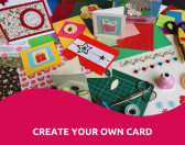 Create your own Card with Jill Poole