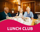 Lunch Club - every Friday in June and July (Union Mills)